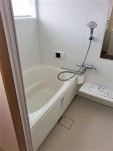 在来浴室⇒システムバス改修工事(大阪府和泉市/I様邸)のサムネイル