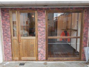 店舗改修に伴う建具造作工事(堺市西区/M様)のサムネイル