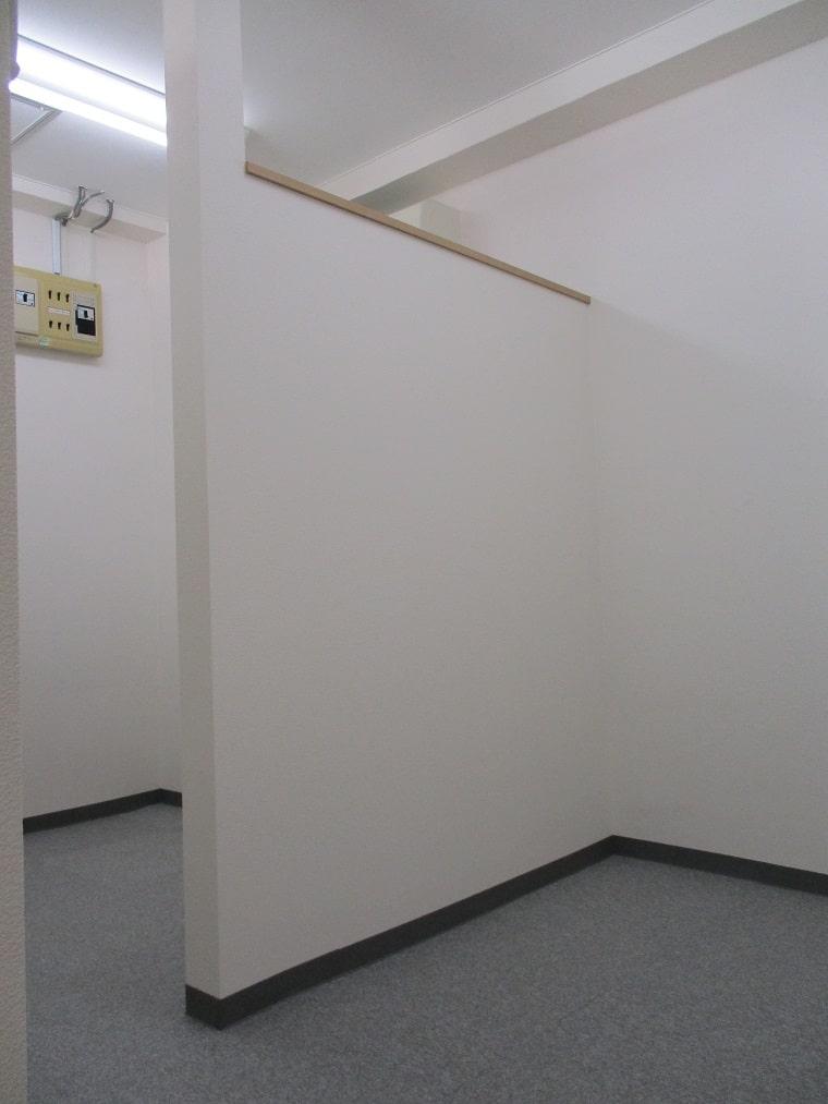 静養室の施工後