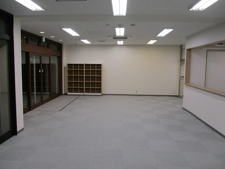 指導訓練室の施工後