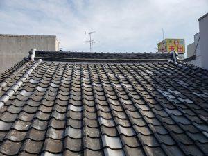 瓦屋根の一部改修工事(大阪市東住吉区/Y様邸)のサムネイル