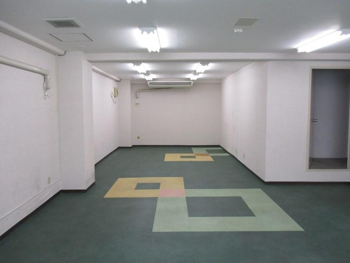 指導訓練室の施工前