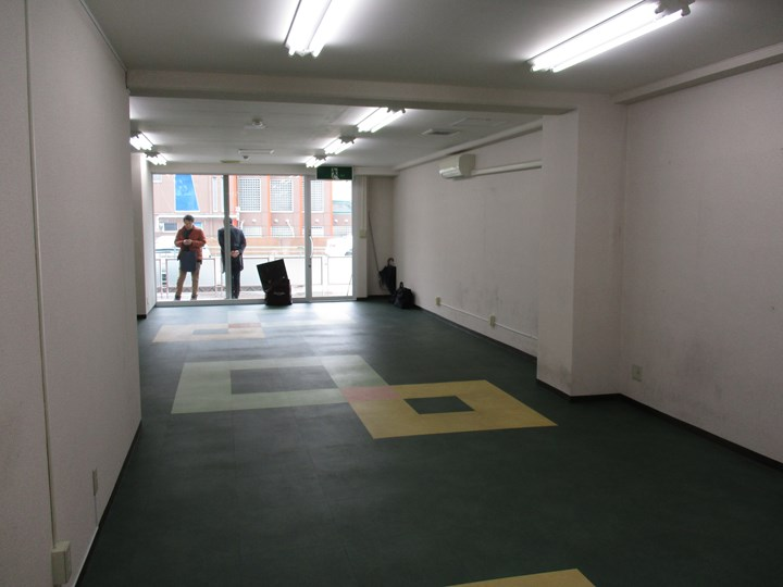 静養室の施工前