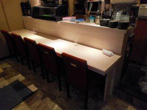 和食処のカウンター造作工事(神戸市中央区/S様)のサムネイル