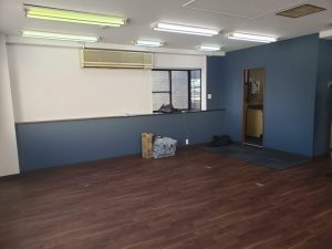麻雀教室開講のための内装工事(兵庫県芦屋市/K様)のサムネイル