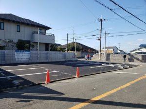 駐車場造成工事(堺市西区/O様)のサムネイル