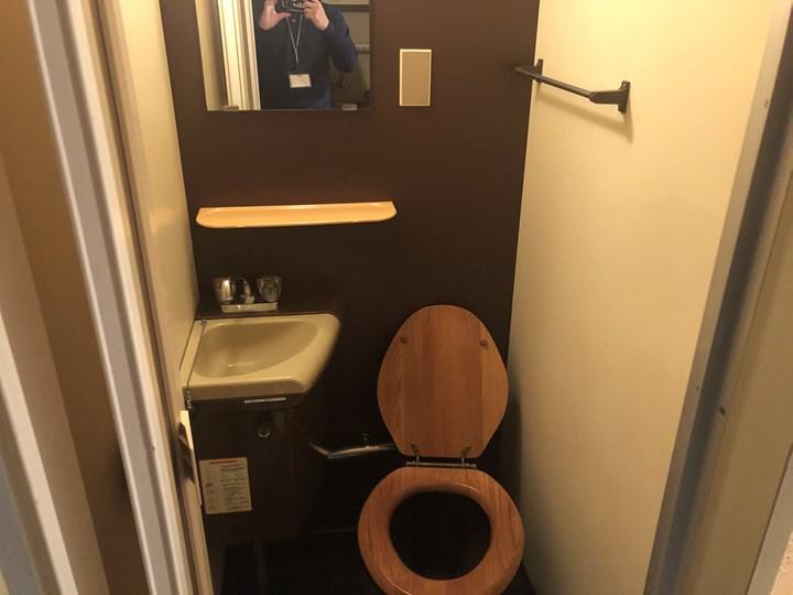 トイレの施工前