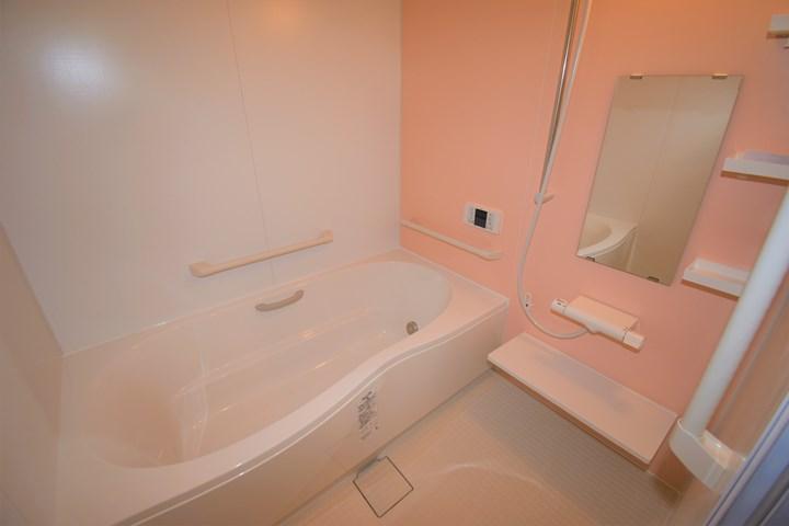 浴室1の施工後