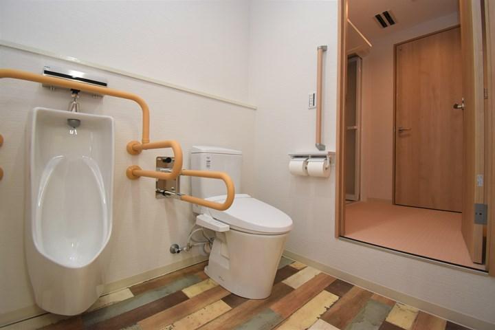 トイレの施工後