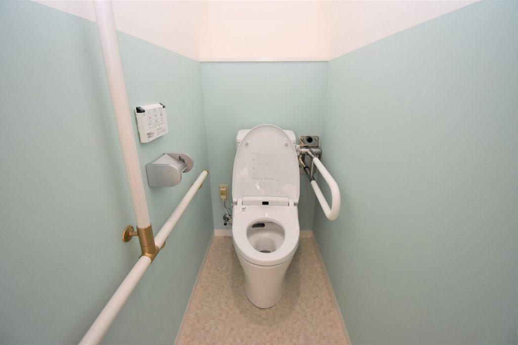 トイレ(小)の施工後
