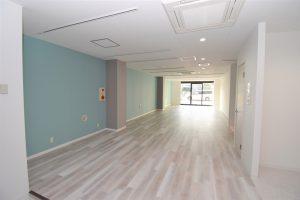 不動産屋さんの新規開設工事(大阪市港区/M様)のサムネイル