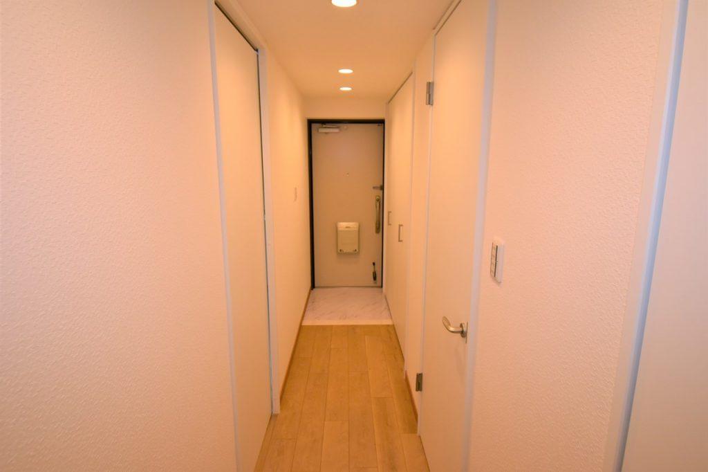 玄関・廊下の施工後